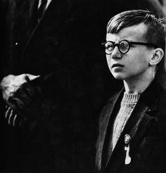 Zofia Rydet (Polish photographer, 1911-1997) Wide Angle Lens, School Photos, Vintage Photography, Polish, Portrait, Pictures, School Pictures, Photos, Vitreous Enamel