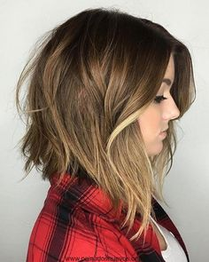 Long bob hairstyles are one of the simplest ways to be trendy & still not cut your hair too short. Here is the list of top 10 most famous long bob hair looks. Hair Styles 2016, Medium Hair Styles, Long Hair Styles, Thin Fine Hair Styles, Fine Thin Hair Cuts, Short Hair Cuts For Women Thin, Fine Hair Styles For Women, Pixie Styles, Short Styles