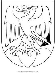 Resultado de imagem para escudos medievales para colorear e