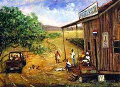 """""""Patterson General Store"""", 16x20 signed T. Ellis print $40.00  www.tellisfineart.com"""