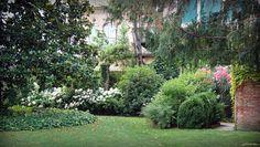 VENETIAMICIO: Giudecca : les jardins du Palladio (suite)