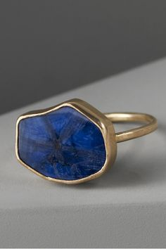 Ring by Melissa Joy Manning. J'adore!
