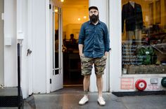 Street Style: Andie Acosta in Maiden Noir, Rag & Bone, Norse Projects & More