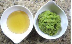 DIY Shiny, Healthy Hair (avocado and honey, beer, olive oil, egg yolk, or apple cider...take your pick!)
