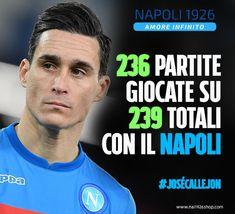 #JoseMariaCallejon  #Respect !  ♂️ Lo stacanovista del #Napoli   #Respect !   #ilovenapoli Football, My Love, Respect, Club, Instagram, Infinite, Soccer, Futbol, American Football