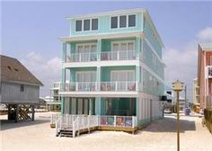 House vacation rental in Gulf Shores from VRBO.com! #vacation #rental #travel #vrbo