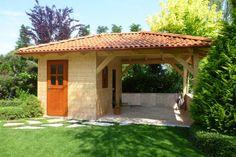 Pergola, Outdoor Structures, Houses, Outdoor Pergola