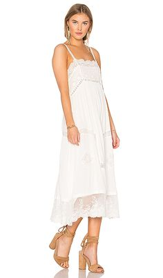Shop for Spell & The Gypsy Collective Peaches Slip Dress in White at REVOLVE. Free 2-3 day shipping and returns, 30 day price match guarantee.