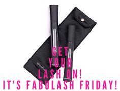 Younique fabuLASH Friday. www.youniqueproducts.com/GlamEyeLashes