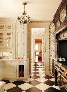 Koti Yhdysvalloissa - A Home in USA One Kings Lane Keräilijäparikunnan koti erikoinen koti on täynnä mielenkiintoisia yksityiskoht...