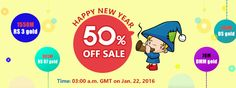 RSorder.com 50% off sale for 1550M RS 3 gold, 305M Runescape 2007 gold,  come on Jan.22, 2016. #RSorderSite  @RS