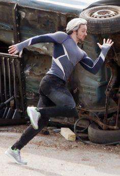 Aaron Taylor-Johnson as Pietro Maximoff / Quicksilver