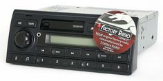 Reman & Aux Mod SERVICE for 1999-2004 Land Rover Discovery Radio AM FM Cassette
