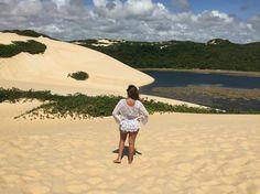 Dunas de jenipabu / rio grande do Norte / beach