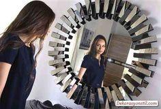 nice Oda Ayna Modelleri 2015