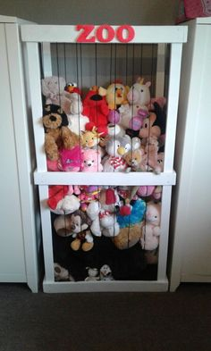 Teddy Storage, Zoo Toys, Baby Winter, Zoo Animals, Plastic Laundry Basket, Baby Room, Playroom, Diy Projects, Nursery