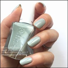 Essie Wedding Nail Polish Awesome Essie Bridal 2017 Collection Swatches & Review In 2019