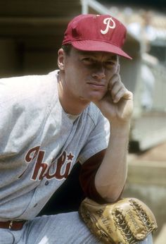 Jim Bunning  JK Notes:  All of the kids in Swoon '64 would have been fans of the man who pitched a perfect game.