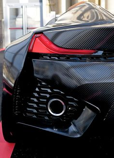 Interesting overall design but some beautiful carbon fiber work. Maserati, Bugatti, Lamborghini, Ferrari, Audi Sport, Sport Cars, Sport Sport, Limousin, Jaguar