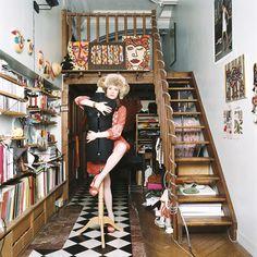 I'm a Parisian Lady. 75 parisiennes by Baudouin.