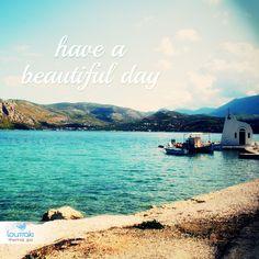 Καλημέρα και καλή εβδομάδα. Ευχόμαστε μια όμορφη ημέρα σε όλες τις φίλες και φίλους του Loutraki Thermal SPΑ!