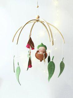 Gumnut Baby Nursery Mobile