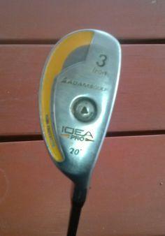 ADAMS Golf #3 hybrid