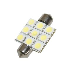 9 SMD 5050 LED Festoon Car Light Lamp white SMD LED bulbsLong life expectancyEasy to use, low power consumptionCommonly used for interior lights to replace old festoon Type: col White Friday, Car Led Lights, Led Lamp, Lamps, Interior Lighting, Lamp Light, Usb Flash Drive, Amman, Stuff To Buy