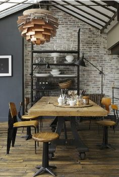 "Sharing love with the Men of Pinterest...""Inspired Spaces"" is such a rich blend of masculine and modern decor. It's design from a male's perspective."