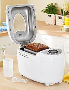 Recetas para la panificadora del Lidl Bread Machine Recipes, Bread Recipes, Cooking Recipes, Keto Recipes, Pan Bread, Our Daily Bread, Artisan Bread, Sin Gluten, Cooking Time