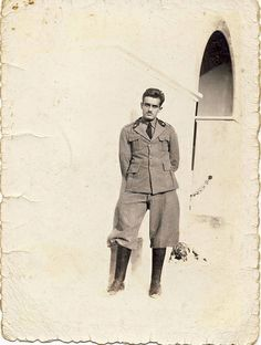 Francesco, young soldier