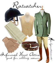 The Ratcatcher- Informal Hunt Attire