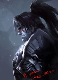 King Varian Wrynn by shawnfox520.deviantart.com on @DeviantArt