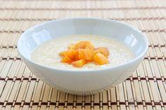 Joghurtos-barackos rizskása, egyszerű, gyors, laktató és egészséges reggeli. Klikkelj a receptért!