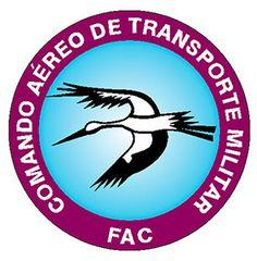Escudo del Comando Aéreo de Transporte Militar, CATAM, Aeropuerto Internacional ElDorado, Bogotá D.C.