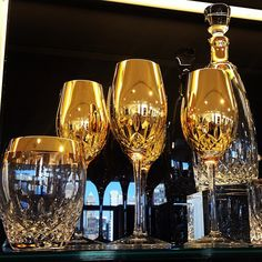 Amazing barware set by Waterford