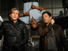Remember when Westley from The Princess Bride was on Psych? Me too.