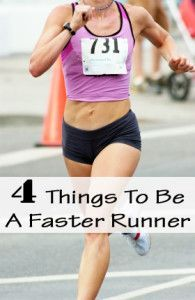 Fitness Motivation : Description 4 Things to be a faster runner. I Love To Run, Just Run, Running Workouts, Running Tips, Running Form, Fitness Tips, Fitness Motivation, Health Fitness, Running Inspiration