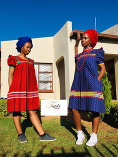 Pedi Traditional Attire, Sepedi Traditional Dresses, African Traditional Wedding Dress, African Fashion Traditional, African Dresses For Kids, Latest African Fashion Dresses, African Dresses For Women, African Print Dresses, Modern African Dresses