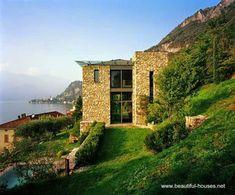 Fotos de casas rústicas, varios ejemplos de arquitectura residencial de carácter rústico
