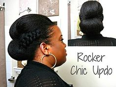 4 Chic Back-to-School Hairstyles for Natural Hair | Black Girl with Long Hair | Bloglovin'