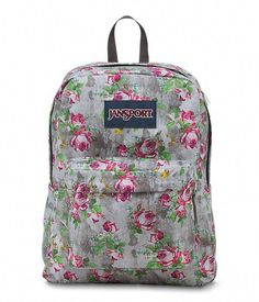 Looking for JanSport Unisex Spring Break Multi Concrete Floral Backpack ? Check out our picks for the JanSport Unisex Spring Break Multi Concrete Floral Backpack from the popular stores - all in one. Backpacking For Beginners, Backpacking Tips, Skate Backpack, Backpack Bags, Duffle Bags, Messenger Bags, Jansport Superbreak Backpack, Floral Backpack, Backpack Online