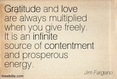 infinite love and gratitude quotes - Google Search