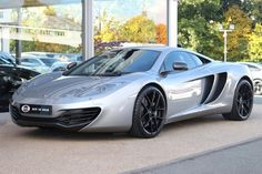 Silver on sale now in Body: Coupe Transmission: Automatic Mileage: Fuel Type: Petrol Registered: 2011 Doors: Engine Finished in:Silver Posh Cars, Mclaren 12c, Prestige Car, Mp4 12c, North Yorkshire, Supercars, Engine, Doors, Modern