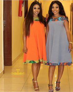 African Women's Clothing/ Dashiki women's dress / Ankara short gown / African fabric attire / Midi African Dress/ Party Dress/ Evening wear - Short African Dresses, African Fashion Designers, Latest African Fashion Dresses, African Print Dresses, African Print Fashion, Africa Fashion, African Women Fashion, African American Fashion, African Attire