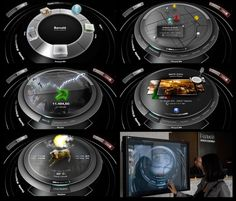 interactive 3d touch screen by ~stereolize-design on deviantART