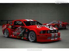 Cola car - very cool!