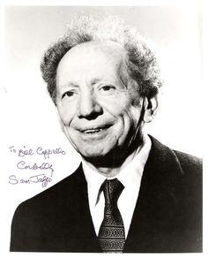 Sam Jaffe born 3/10/1891 in New York City died 3/24/1984 age 93 RIP