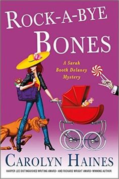 Rock-a-Bye Bones by Carolyn Haines is the sixteenth Sarah Booth Delaney Mystery novel.  See what I thought about this cozy mystery. http://bibliophileandavidreader.blogspot.com/2016/05/rock-bye-bones.html