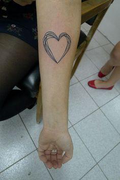 TINICO ROSA -heart whisk